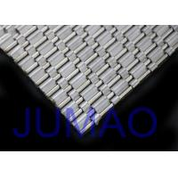 Wholesale Curved Mesh Architectural Metal Fabric Flexible Open Weaves For Interior Design from china suppliers