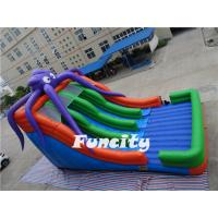 Wholesale Octopus Inflatable Slide For Kids Slipping In The Long Slide from china suppliers