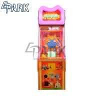Wholesale High Lucky Ball Kids Coin Operated Game Machine Metal And Wooden Material from china suppliers