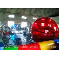 14Kg Red Inflatable Walk On Water Bubble Ball 50 X 40 X 40 CM Packing