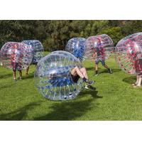 Wholesale Colored Inflatable Bubble Soccer Balls Size 1.0m Security - Guarantee from china suppliers