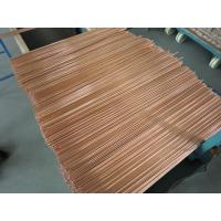 Wholesale Bundy Welding 3.18 * 0.7mm Double Wall Copper Coated With Blast Performance For Compressor Used For Freezer from china suppliers