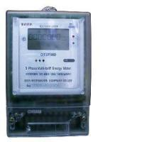 China Three phase multi-tariff energy meter on sale