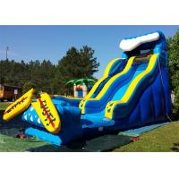 China Cute Commercial Inflatable Slide, Inflatable Slide Toys For Kid on sale