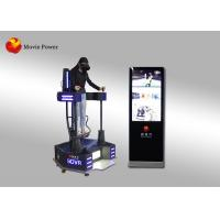Wholesale Popular investing project standing vr 9d cinema guangzhou With 360 Degree For shopping mall from china suppliers