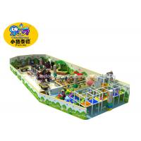 Buy cheap Security Soft Indoor Playground Equipment Environmental Protection from wholesalers
