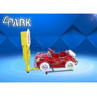 Wholesale Hardware Coin Operated Car Racing Game Swing Ride For Shopping Mall from china suppliers
