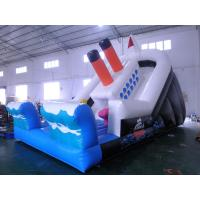 Wholesale Inflatable Bouncer Slide: Dry Bouncy Slide and Wet Water Slide from china suppliers