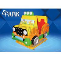 Wholesale Kids Coin Pusher Game Machine Electric  Jeep Car  With CE Certification from china suppliers