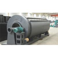 Internal Feed Rotary Drum Filter For Pond  Wastewater Sludge Treatment φ600*900