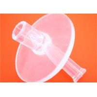 Buy cheap Water Proof Plastic Molded Parts Silicone Suction Cups / Silicone Suction Nozzle from wholesalers