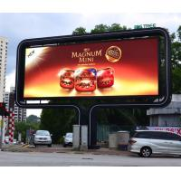 China Outdoor Advertising P6 LED Video Wall Dimension Customized High Brightness on sale