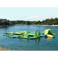 China Wibit Inflatable Water Park Water Sport Combo Games For Adult on sale