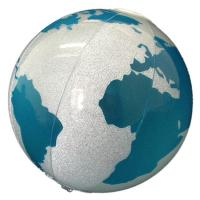 Wholesale Promotional PVC Inflatable Earth Beach Ball For Classroom from china suppliers