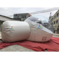 Wholesale 5X3M Outdoor Clear Inflatable Lawn Tent/ Inflatable Transparent Bubble Tent For Sale from china suppliers