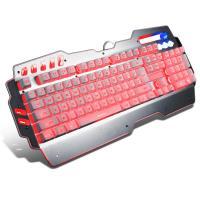 Buy cheap Multimedia Waterproof Mechanical keyboard RGB Spill Proof Keyboard from wholesalers