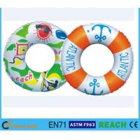 Wholesale Dia 80cm Kids Swimming Ring,100% Leak Proof Inflatable Pool Tubes And Rings from china suppliers