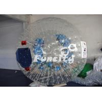 Wholesale 0.8 / 1.0mm PVC / TPU Soccer Football Inflatable Zorb Ball Grassplot Human Hamster Ball from china suppliers