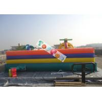 Wholesale Attractive Huge Fun City Inflatable Amusment Park For Children / Kids Paradise from china suppliers