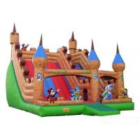 Buy cheap Inflatable slide,Inflatable bouncy castle,Inflatable jump house,Inflatable from wholesalers
