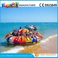 Wholesale 0.9mm PVC Inflatable Water Parks Inflatable Disco Boat Saturn 1 Years Warranty from china suppliers