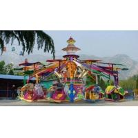 Wholesale Moon Coaster Outdoor Kids Playground Equipment Slide ,  1.9m Height from china suppliers