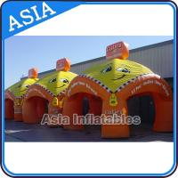 China Large Inflatable Tents For Child, Customized Advertising Inflatable Tent on sale