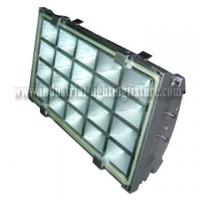 Quality 100W 10000 Lumen Gas Station LED Canopy Light 60Hz , 36V LED Commercial Lighting Fixtures for sale