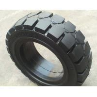 Wholesale 8.15 15 / 28X9 15 Solid Forklift Tires Three Layers Design With Steel Ring Reinforced from china suppliers