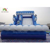 Wholesale Shark Model Inflatable Dry Slide Adults Play For Beach 2 Years Warranty from china suppliers