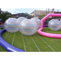 Commercial outdoor inflatable games , Giant Inflatable Zorb Ball /  Human Hamster Ball