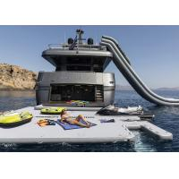 Wholesale Floating Jet Ski Platform Inflatable Yacht Slides Seabob Dock With CE / SGS / EN7 from china suppliers
