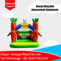 Quality inflatable minions bouncy castle/custom printed bouncy house wholesale china inflatables manufacturer for sale