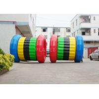 Wholesale Interesting Inflatable Water Games Hamster Roller Wheel 2 Years Warranty from china suppliers