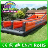 Wholesale Inflatable sports inflatable games bungee run for sale inflatable bungee run for sale from china suppliers