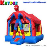 Wholesale Spiderman Bouncer inflatable jumper mini bouncer Inflatable Bouncer Castle KBO008 from china suppliers