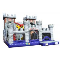Wholesale Large Size Inflatable Bounce House Combo Waterproof For Amusement Park from china suppliers