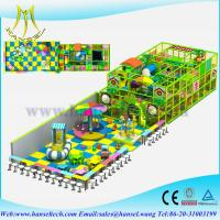 Wholesale Hansel indoor playground commercial candy theme play area from china suppliers