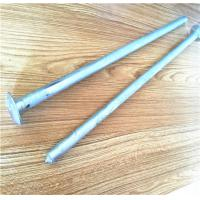 Wholesale Zinc Plated Grounding And Earthing Products Camping Steel Mushroom Head Tent Stake from china suppliers