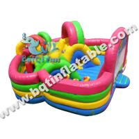Wholesale Inflatable seaworld obstacle course,inflatable funcity from china suppliers