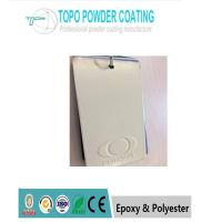 RAL 1014 Ivory Powder Coating Powder , Durable Unique Powder Coating for sale
