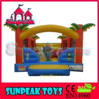 Wholesale BO-002 Chinese Factory Cheap Inflatable Bouncer from china suppliers