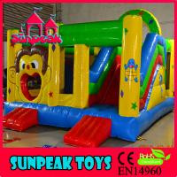 Wholesale COM-185 Children Playground Bouncer Inflatable Game from china suppliers