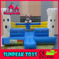 Wholesale BO-096 Air Bouncer Inflatable Trampoline For Kids from china suppliers