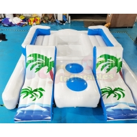 Wholesale ODM 0.55mm PVC Inflatable Boat Toys For Advertisement from china suppliers