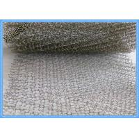 Wholesale Knitted Stainless Steel Woven Wire Mesh Tube Gas Liquid Filter Crochet Weaving from china suppliers