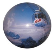 Wholesale 2m pvc full printing inflatable balloon from china suppliers