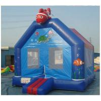 Buy cheap Blue Inflatable combo from wholesalers