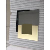 Wholesale PVDF Paint Aluminum Composite Board , Easy Installation Aluminium Building Panels  from china suppliers