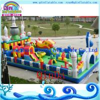 Wholesale Latest jumpers inflatable,inflatable castle with slide,inflatable bouncing castle from china suppliers